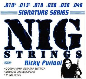 Encordoamento Nig Rk70 Ricky Furlani Signature - Ec0169