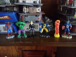 Dc Marvel 6 Figuras Nuevas Sin Usar