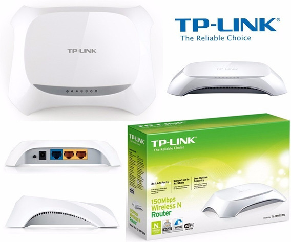 Router Inalambrico Tp-link Tl-wr-720n New In B O X