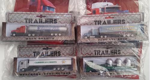 Coleccion Trailers Del Comercio