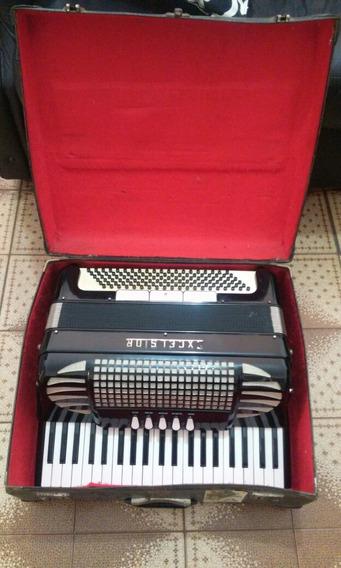 Acordeón Tipo Piano Excelsior 120 Bajos Modelo 308