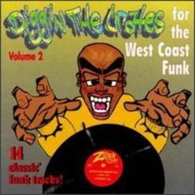 Cd Various Diggin The Crates Vol. 2 (for The West Coast
