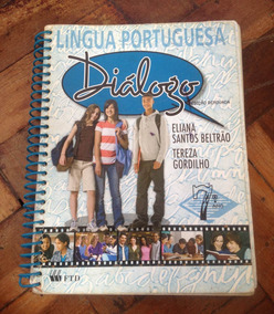 Livro Diálogo,língua Portuguesa 6 Ano