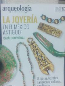 92b1621fd446 Un Catálogo Visual De La Joyería En El México Antiguo Arqueo
