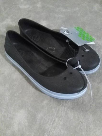 Sandalias Crocs Modelo Genna Girls Talle 32 J1