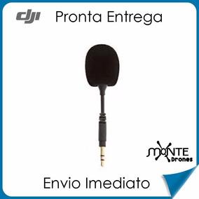 Microfone Dji Fm-15 Flexi- Mic Original Dji Osmo Envio Hoje