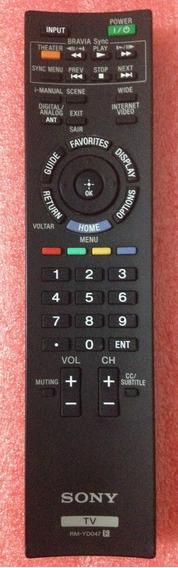Controle Remoto Sony Kdl-32ex305