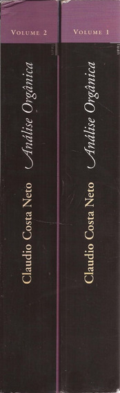 Análise Orgânica - Claudio Costa Neto