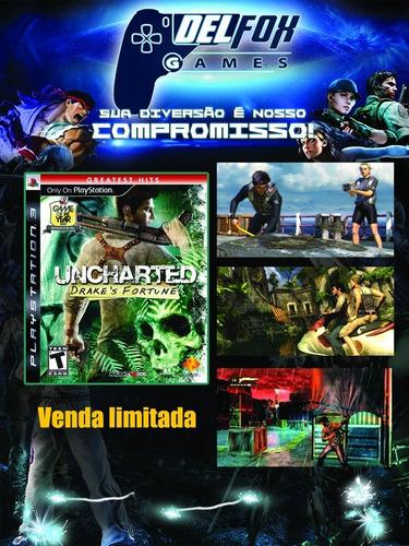 Imagem 1 de 2 de Uncharted Drake's Fortune