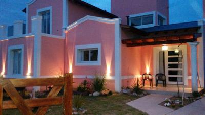 Casa En Mina Clavero A Estrenar 10/12 Personas