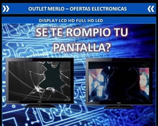 Cambio De Pantallas Displays Televisores Lcd Led Smart