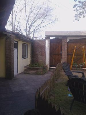 Vendo Casa C/ Terreno En Diagonal 20 N°914 Sta Teresita.