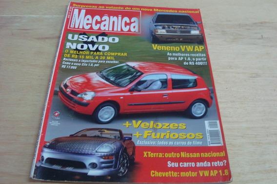 Revista Oficina Mecanica 201 / Mercedes Velozes Furiosos