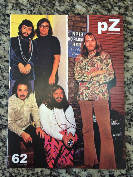 Poeira Zine # 62 - Canned Heat