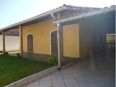 Casa A 300 Metros Da Praia - Bal. Paranapuan - Ref: 804