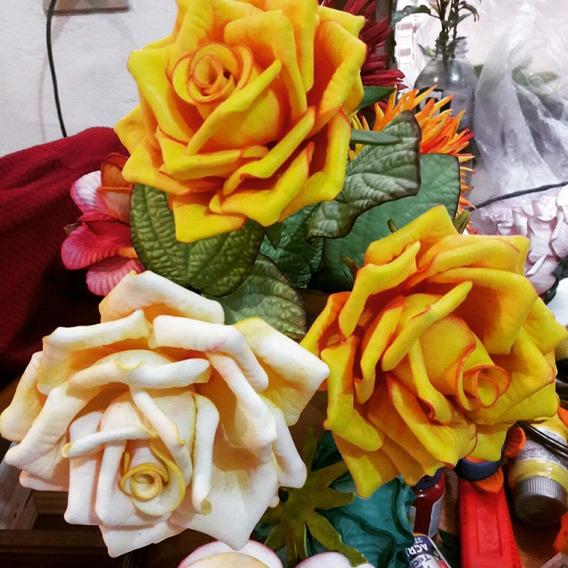 Rosas Em Eva Perfumadas