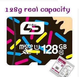 Cartão Micro Sd De 128gb Ld Classe 10 Testado Pelo H2testw
