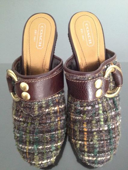 Zapatos Coach 27 Mexicano Combinado 10 Usa Maa