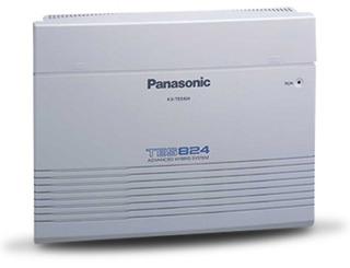 Conmutador Panasonic Kxtes824 3lin8ext Expandible A 8lin24ex