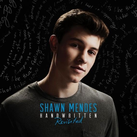 Cd Shawn Mendes Handwritten Revisited Open Music U-