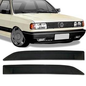 Calha Defletor De Chuva Volkswagen Gol Quadrado 87 / 94 2pt
