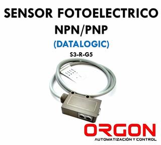 Sensor Fotoeléctrico Datalogic