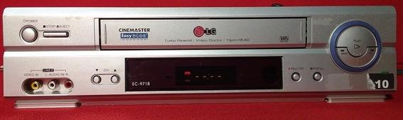 Video Cassete Lg Ec-971b - 7 Cabeças