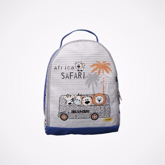 Mochila Kids Safari