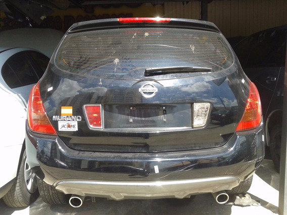Sucata Nissan Murano 3.5 V6 2007 - Peças E Acessorios
