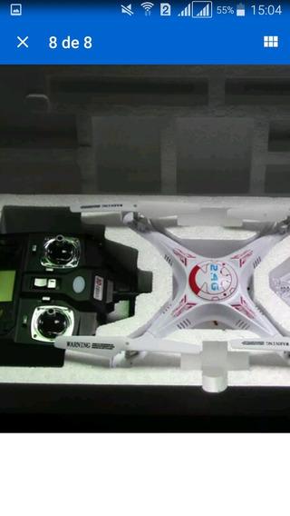 Pre Venda Drone X5c1 31.5x31.5x7.5 Ctm