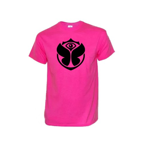 Playera Neon Vinil Textil