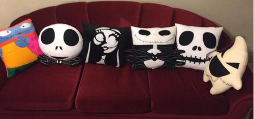Almohadas Decorativas The Nightmare Before Christmas
