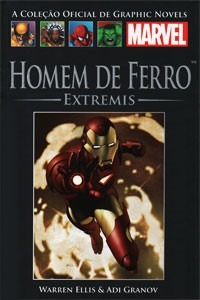Hqs Homem De Ferro - Extremis