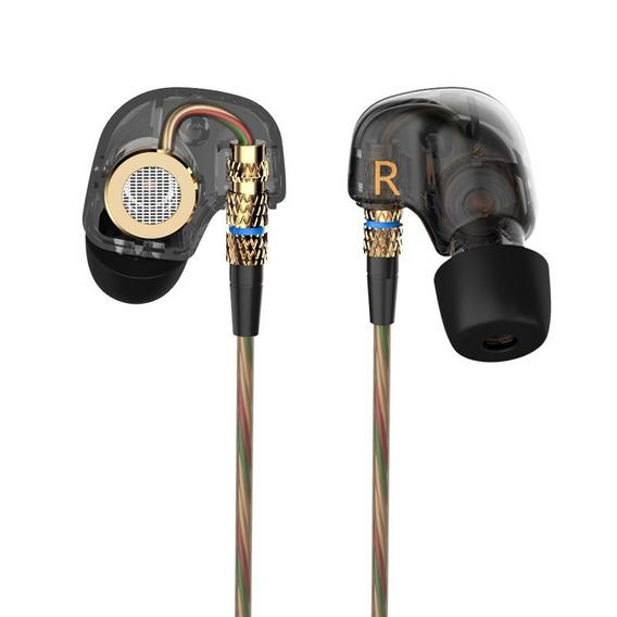 Fone In-ear Kz Ate - Monitor Profissional / Esportes