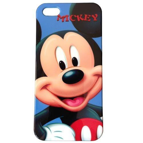 Capa Para Celular Disney Mickey - iPhone 5