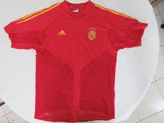 Espanha Camisa Original adidas Ano 2004