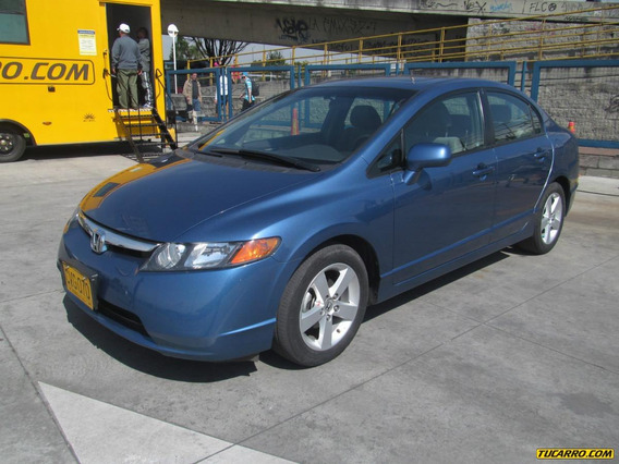 Honda Civic Ex At 1800cc