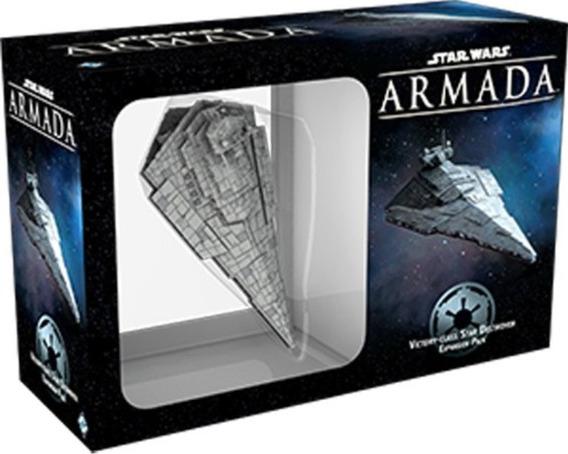 Victory Star Destroyer - Expansão Jogo Star Wars Armada Ffg