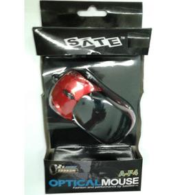 Mouse Usb Satellite A-f4 Carro Optico