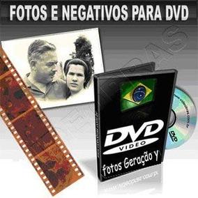 Filmes Negativos Fotográfico Revelação Digitalização Cópias