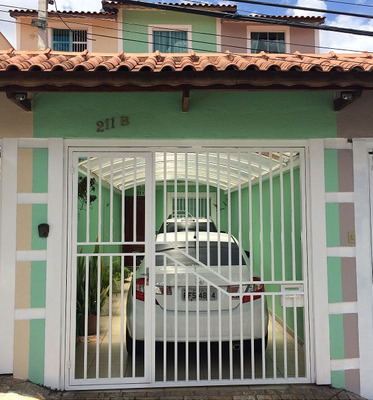 Sobrado 4 Cômodos, 3 Suites, 2 Garagens - Penha - V. Granada