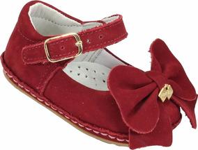 Calçados Infantis 100% Couro.. Produto De Mostruário.