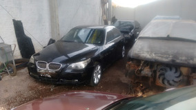 Bmw 550i Security Sedan 2006