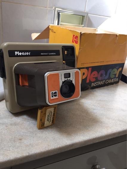 Máquina Kodak Instant Camera Polaroid
