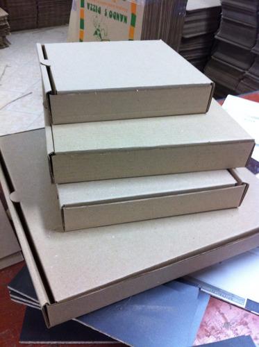 Caja Pizza..hexagonal .ecologicas,30x30 X 2 Unidades.ecolog