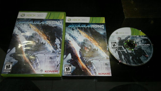 Metal Gear Rising Revengeance Completo Para Xbox 360,checa
