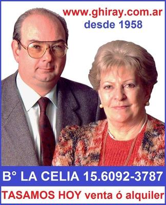 La Celia Casa 4amb Lote 20x40 Coch Pisc 7años Antig B/tenida