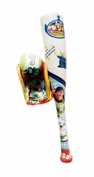 Guante + Bate + Pelotas Juguete Béisbol Niño Bebe Toy Story