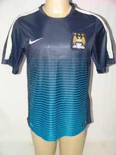 Camisa De Futebol Manchester City Nike Mcfc - Fa1