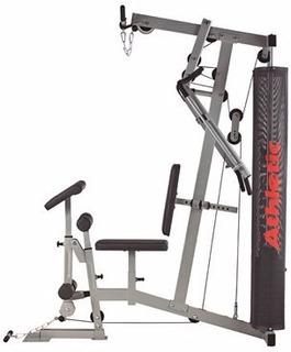 Academia (estação De Musculação Athletic 300m)